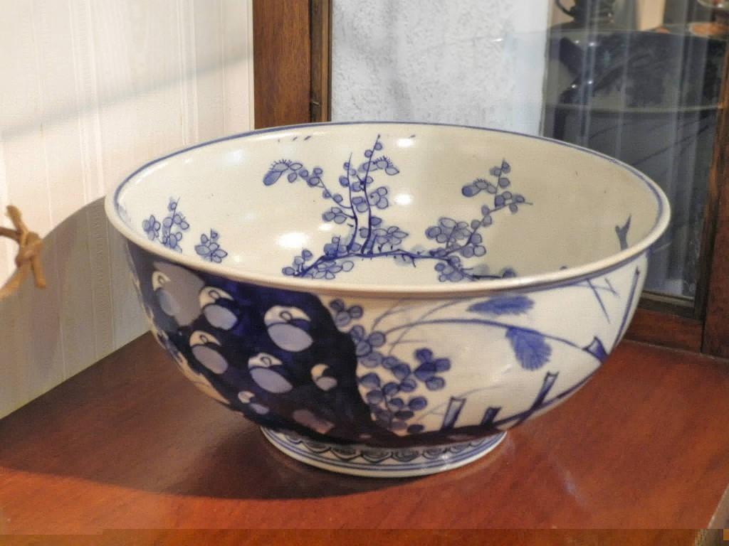 鍋島焼の鉢