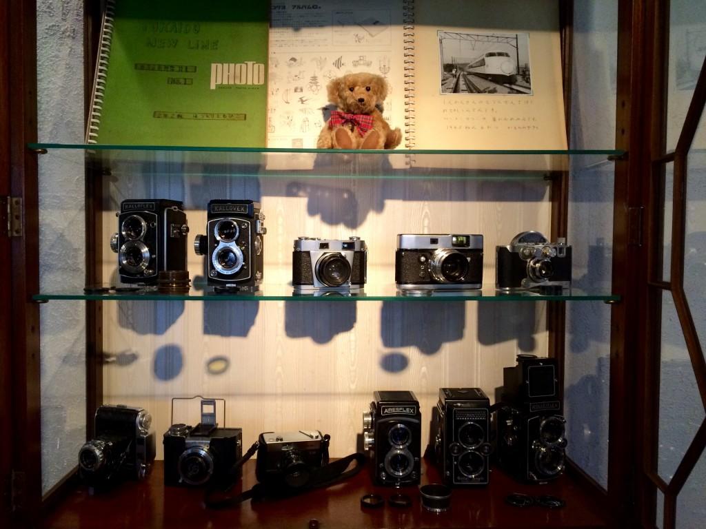 レトロ&レアなカメラ達