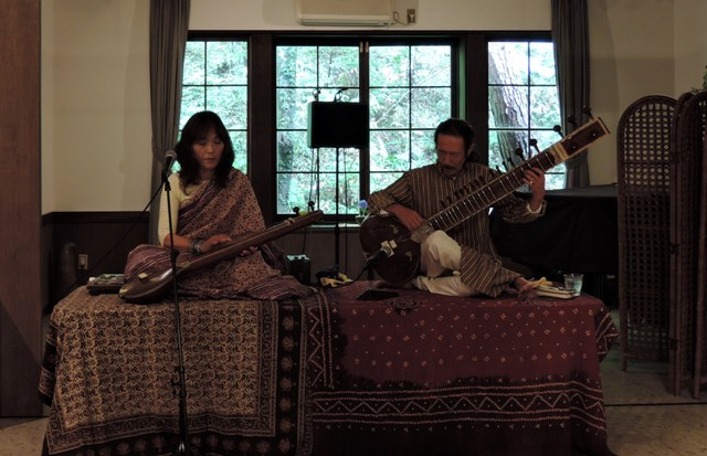 インド音楽sitar演奏会
