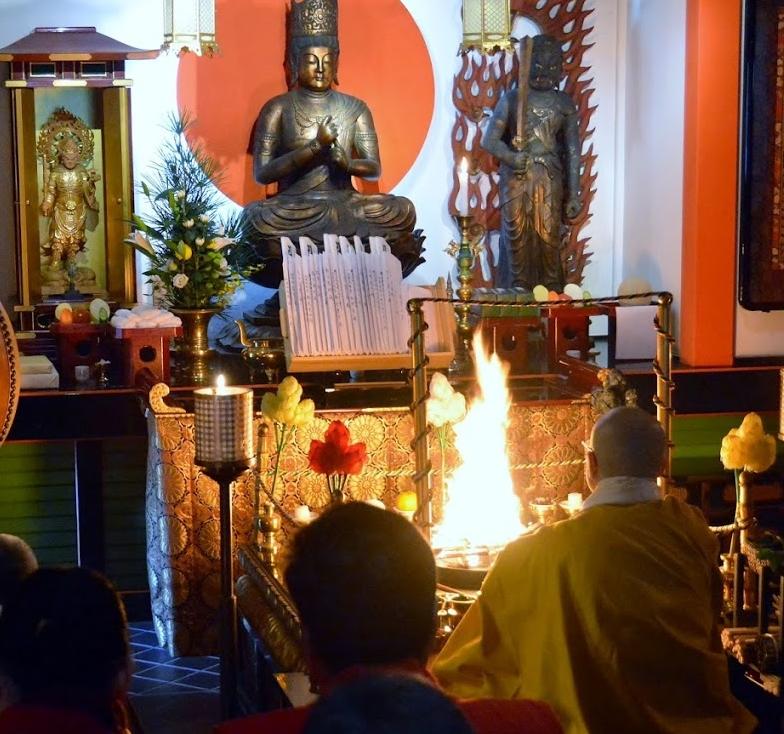 法福寺の初詣