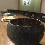 奥島圭二 硝子展 〜硝子で茶を愉しむ