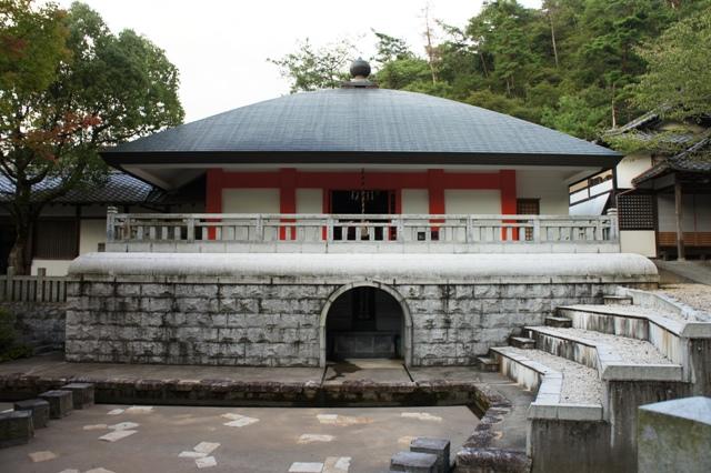 法福寺と水音