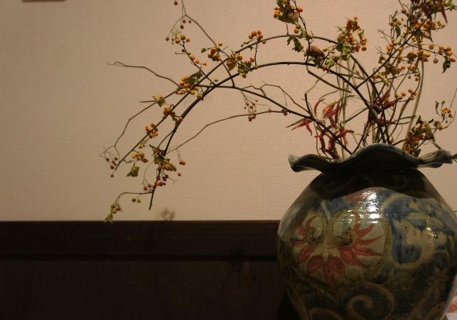 羊歌窯 森田洋一・紀子さんの作陶展 始まりました